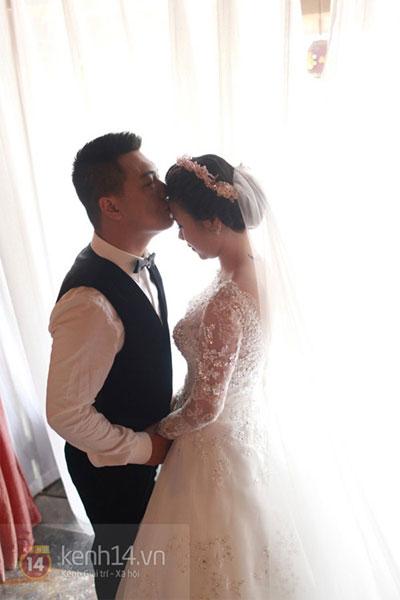 Mỹ Dung khoe ảnh cưới đẹp lung linh 2