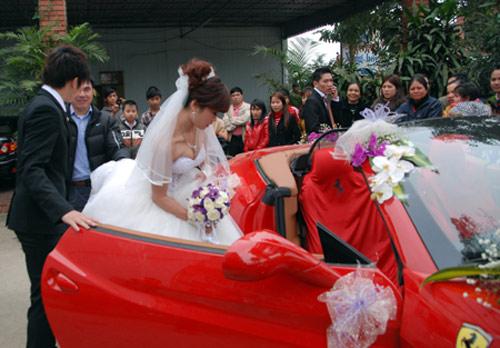 Chuyện thú vị xung quanh đám cưới xưa và nay 6