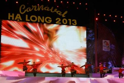 Ngắm hình ảnh rực rỡ tại lễ hội Carnaval Hạ Long 2013 7