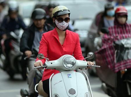 Người Hà Nội ngày đầu mặc áo rét 8