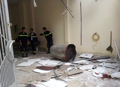 Nồi hơi nổ văng xa 50 mét, một Việt kiều thiệt mạng 3
