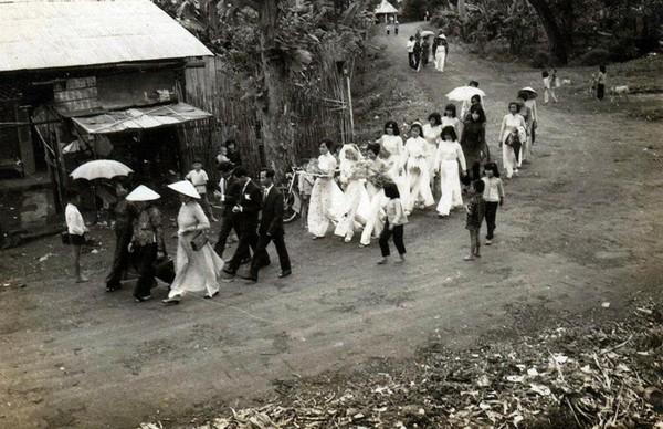 Chuyện thú vị xung quanh đám cưới xưa và nay 5