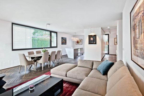 15 phong cách nội thất cho phòng khách rộng 5