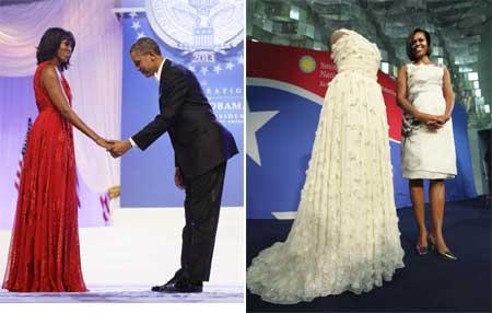 Ai trả tiền váy áo cho đệ nhất phu nhân Mỹ? 1