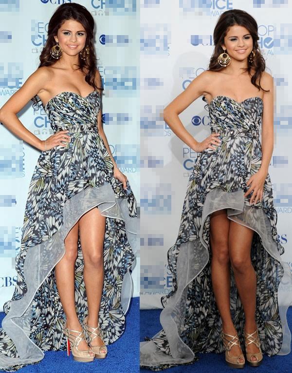 Mỹ nhân đẹp duyên dáng với váy đuôi tôm 12