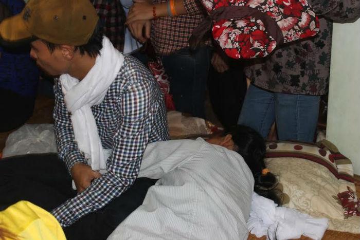 Xóm nghèo đau đớn đón thi thể vụ tai nạn thảm khốc tại Thái Lan 3
