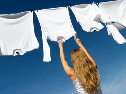 Bí quyết để quần áo trắng luôn tỏa sáng 2