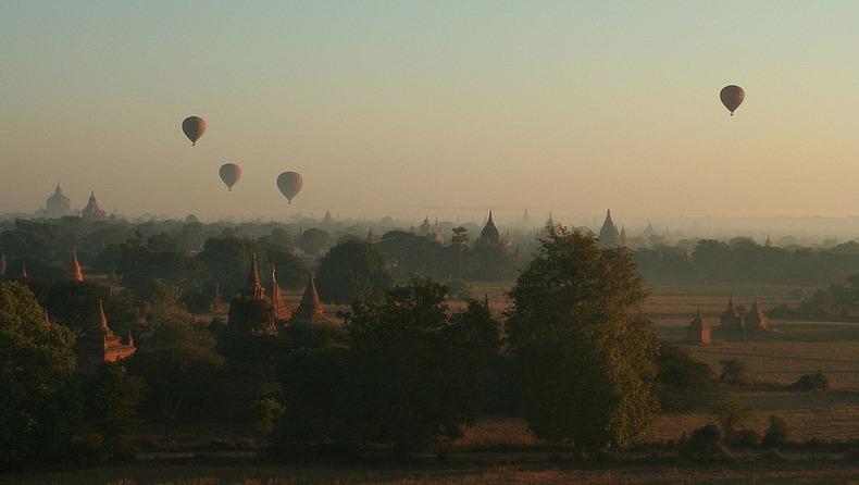 Bagan, xứ sở của hàng ngàn ngôi đền bị lãng quên 6