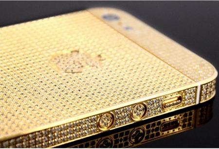 Lóa mắt trước những iPhone mạ vàng tuyệt đẹp ở Việt Nam 4