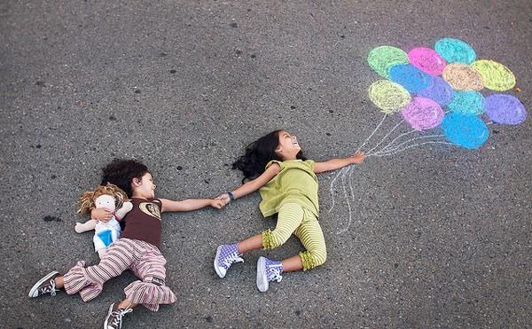 Hình ảnh tuyệt vời của những bà mẹ sáng tạo chụp cho con 21