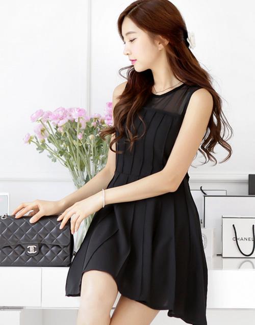 3 loại váy cực mát mẻ cho nàng công sở 11
