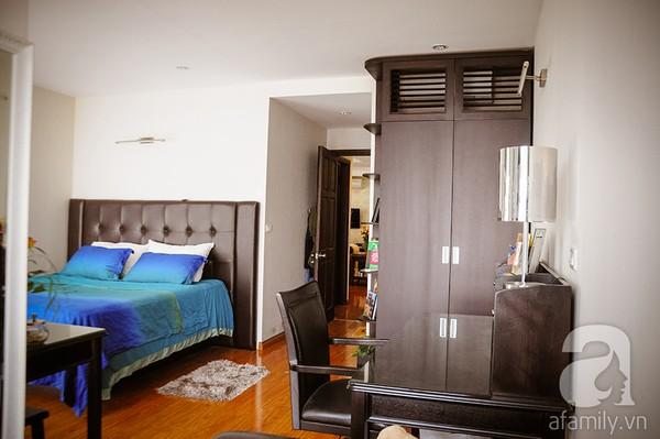 Ngắm căn hộ ấm áp tại Hoàng Hoa Thám, Hà Nội 7