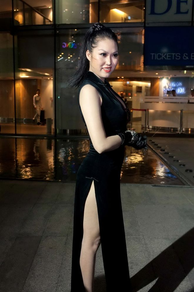 Phi Thanh Vân xuất hiện nóng bỏng mặc tin đồn… cướp chồng 4