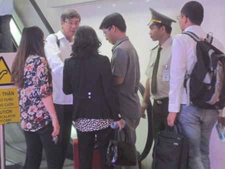 Tăng cường an ninh tại sân bay Tân Sơn Nhất 5