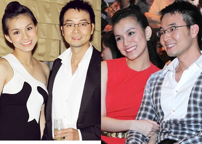 Những mỹ nhân Việt lấy chồng vừa giàu vừa điển trai 10