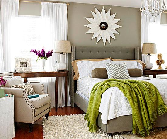 Phòng ngủ ấn tượng cho giấc ngủ sâu 1