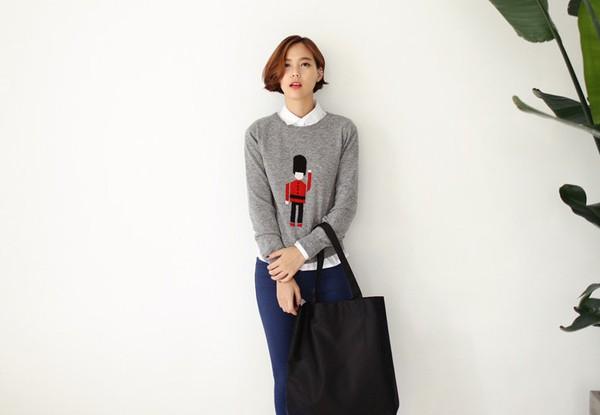 Những chiếc áo hè có thể tận dụng cho thời trang thu đông 14
