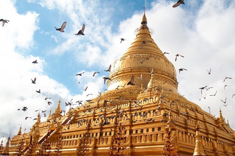 Bagan, xứ sở của hàng ngàn ngôi đền bị lãng quên 10