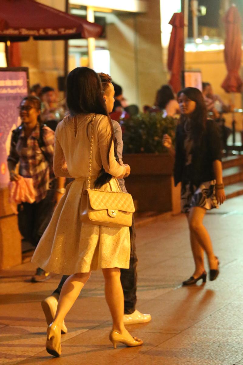 Cao Thái Sơn hẹn hò bạn gái sau nghi án gạ tình hot boy 9