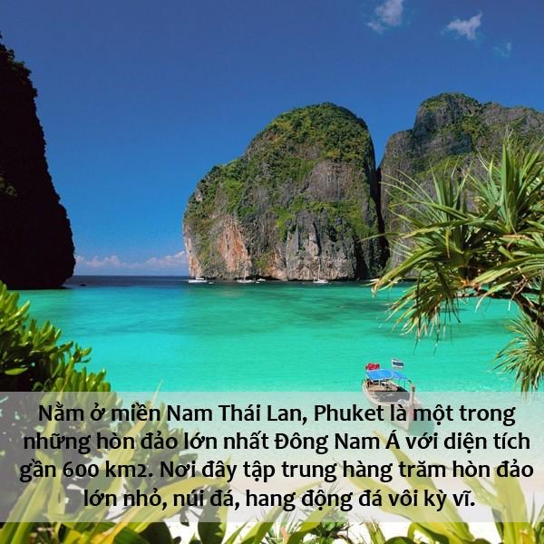 """Ngắm """"vịnh Hạ Long của Thái"""" qua chùm ảnh độc đáo 1"""