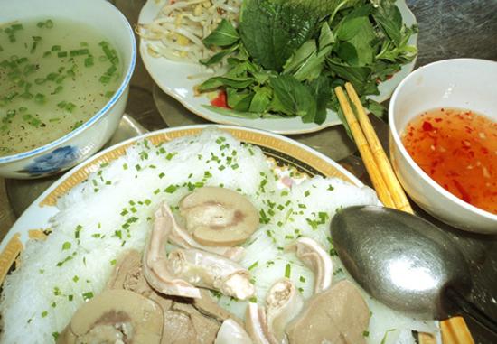 Món ngon dân dã đất võ Bình Định 2