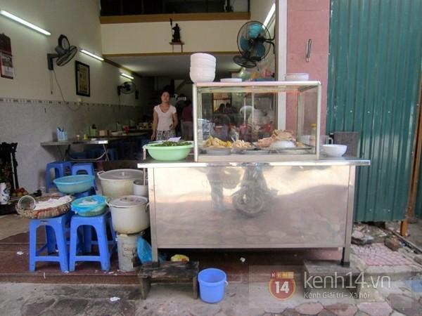 Hà Nội: Bún gà mọc 20.000 tuyệt ngon phố Tuệ Tĩnh 7