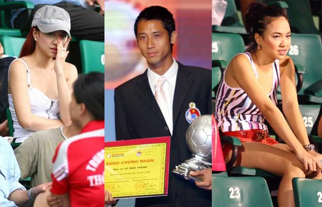Những bóng hồng showbiz của cầu thủ Việt ngày ấy – bây giờ 13