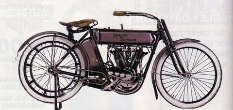 """Chiêm ngưỡng 10 xe máy thời """"tiền sử"""" 9"""