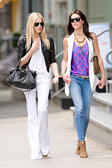 Học cách mặc quần jean nữ đẹp như sao Hollywood 12