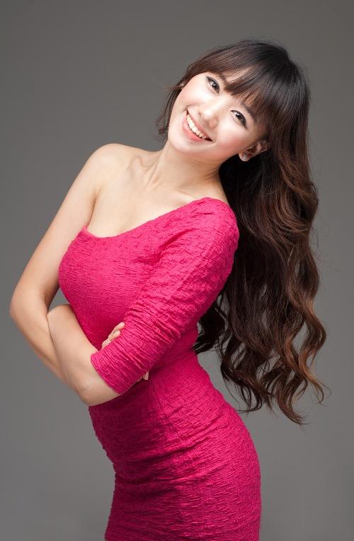 Người đẹp Hàn Quốc từ bỏ 20 tỉ để làm bạn gái Đinh Tiến Đạt 1