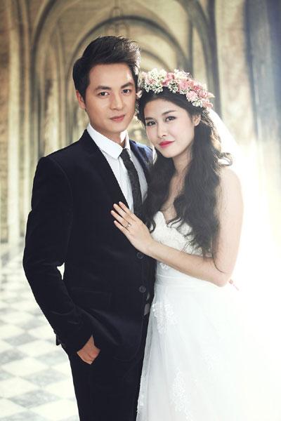 Ngây ngất với ảnh cưới lãng mạn của Đăng Khôi 9
