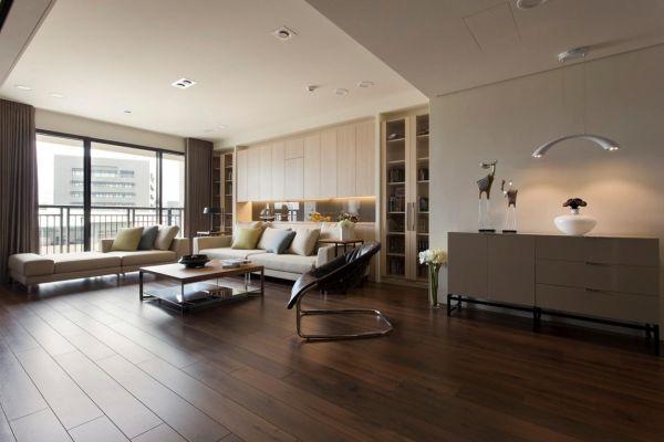 15 phong cách nội thất cho phòng khách rộng 9