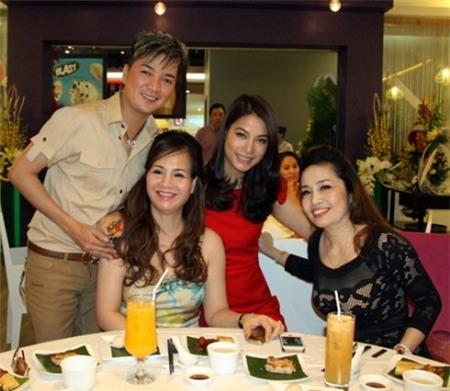 Những nữ đại gia đích thực trong showbiz Việt 3