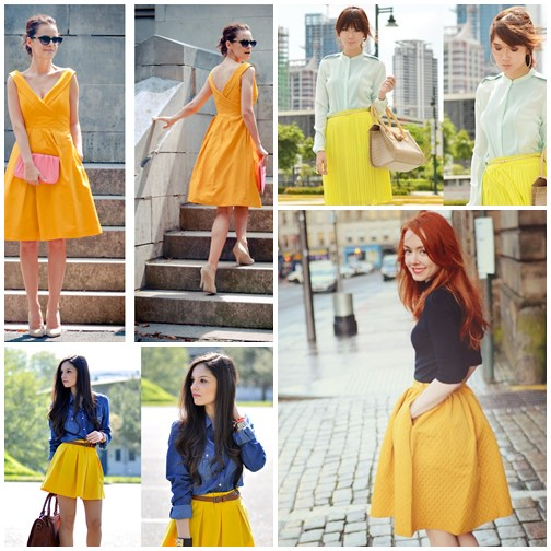 Những mẫu váy xòe đang 'tung hoành' làng thời trang 7