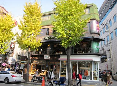 """Seoul """"đau đầu"""" vì hàng cây tuyệt đẹp mùa thu 1"""