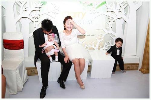 Gia đình hạnh phúc của Ốc Thanh Vân 8