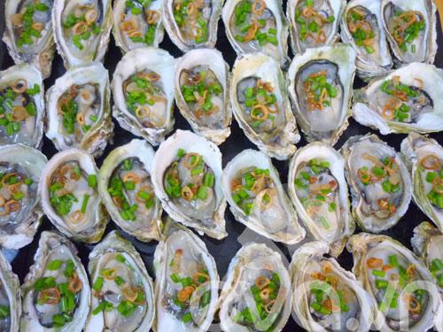 Những món hàu, sò ngon cho người mê hải sản 2