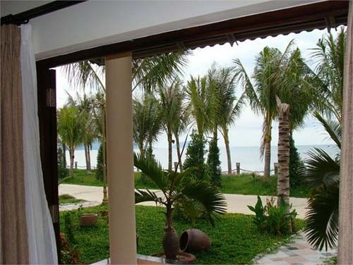 Nhà vườn, resort triệu đô của gia đình Á hậu Thiên Lý 5