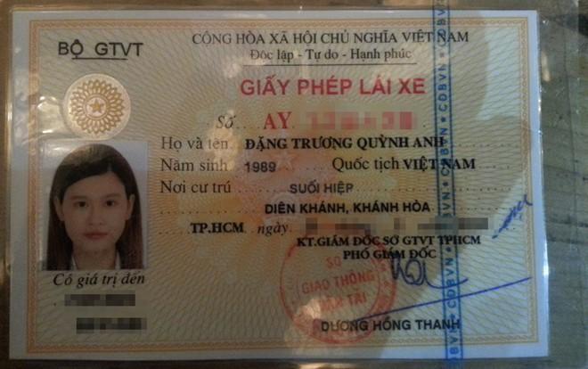Xem ảnh, tên tuổi thật của sao Việt trên CMND và hộ chiếu 6