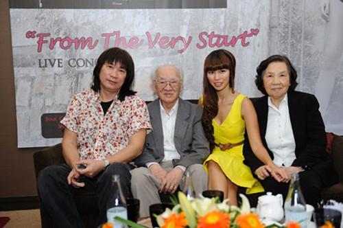 Những mỹ nhân Việt con nhà danh gia vọng tộc 15