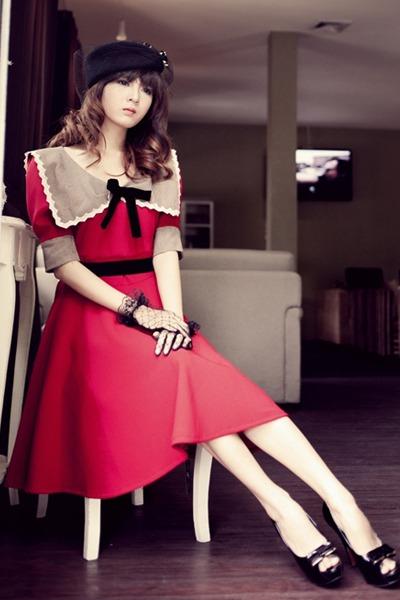 Phong cách cổ điển cho cô nàng thời trang 2