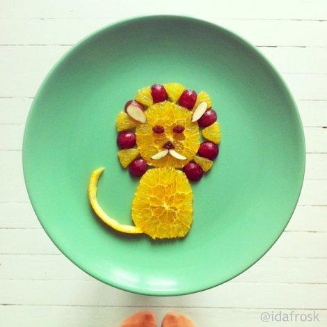 Bà mẹ nổi tiếng với những bữa sáng đầy cảm hứng cho con 1