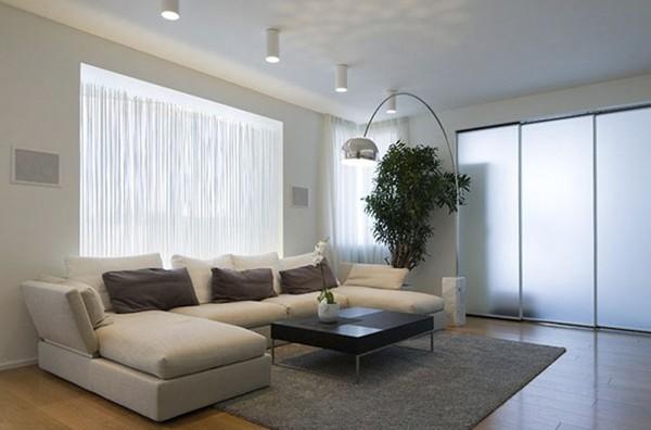 Cải tạo phòng 60 m² cho vợ chồng trẻ 3