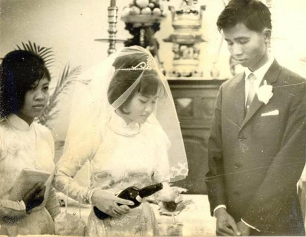 Chuyện thú vị xung quanh đám cưới xưa và nay 1