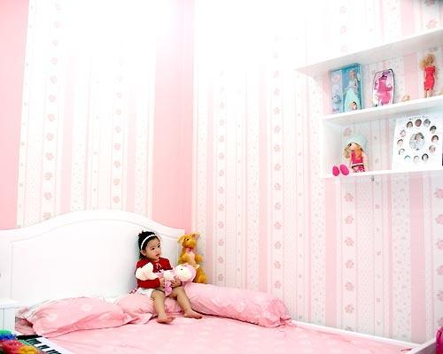 Đột nhập phòng ngủ của các nhóc tì nhà sao Việt 4