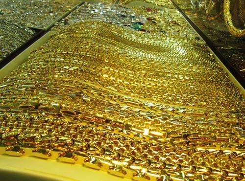 Giá vàng tiếp tục lao dốc về 39,6 triệu đồng/lượng 1