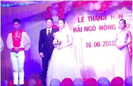 Tiền và tình trong showbiz Việt 1
