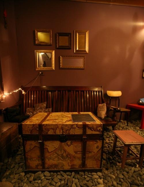 Những quán cafe phong cách vintage ở Hà Nội 10