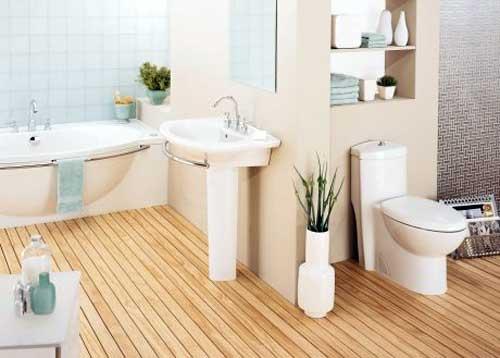 Những lưu ý về phong thủy cho phòng vệ sinh 1