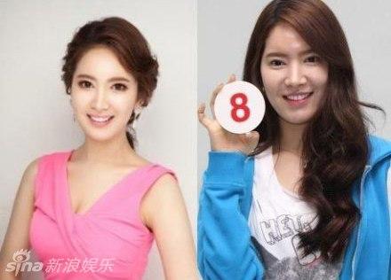 Choáng với gương mặt thật của thí sinh Hoa hậu Hàn  8